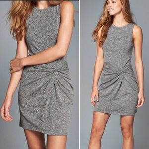 Abercrombie & Fitch | Marble knotted Waist dress